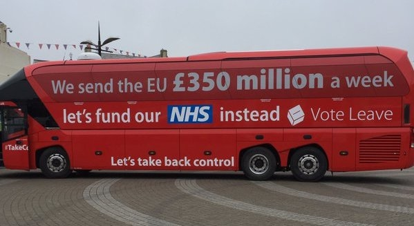 Brexit Battle Bus